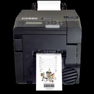 Impressoras de rótulos a cores